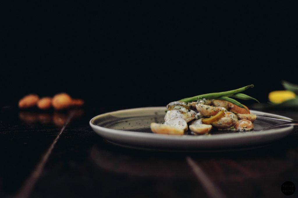 veganer kartoffelsalat 02 final 1 1024x681 - Veganer Kartoffelsalat mit Mayo